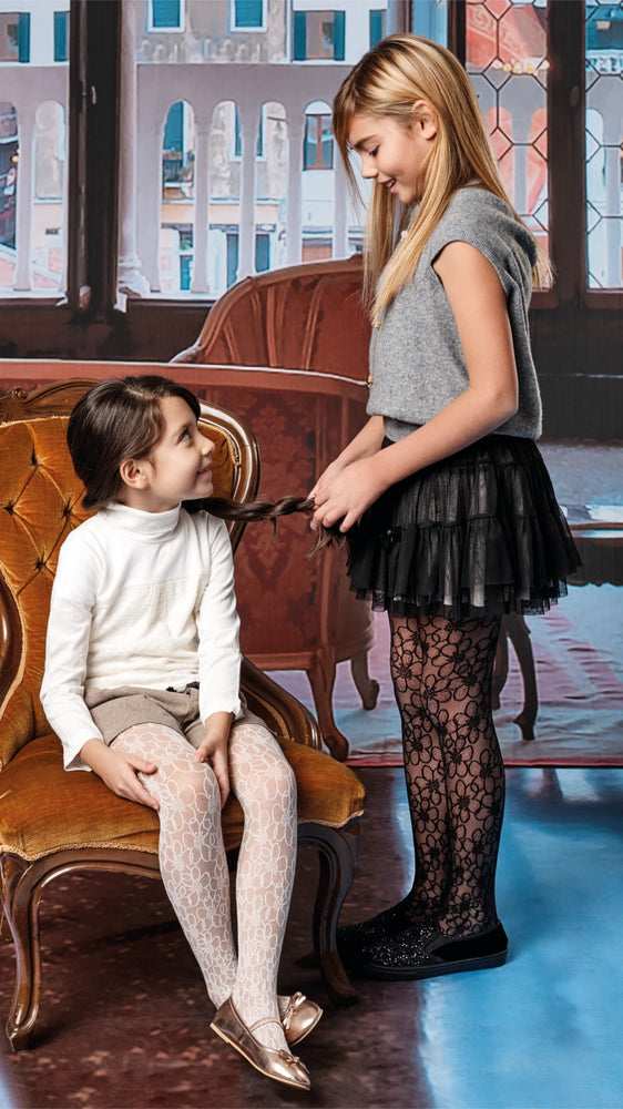 Trasparenze Hosiery Children's Tights Dojka - Starts with Legs