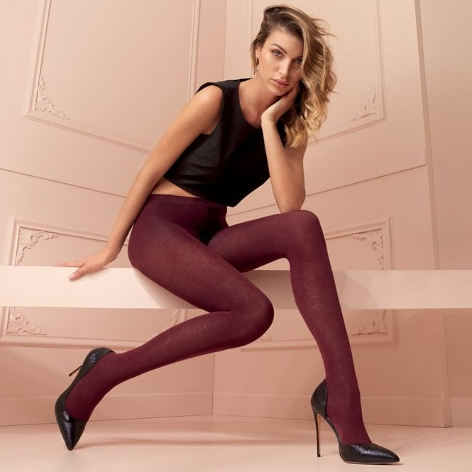 Transparenze WILMA Cotton Pantyhose/Tights (HUGE RANGE OF COLOURS !! !!