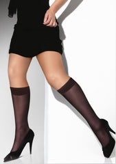 Knee Highs Boston (Plus Size) - Cette Hosiery