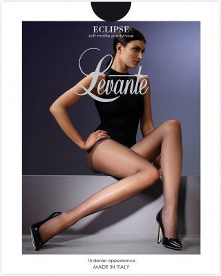 Levante  ECLIPSE Sheer 15 Denier Pantyhose/Tights Italian Hosiery - Starts with Legs