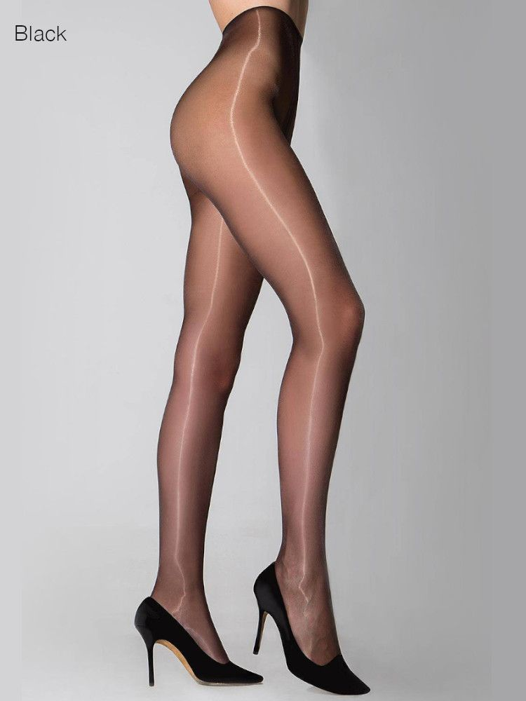 Cecilia de Rafael Eterno Super Lucido Ultra-Shine Tights (Shiniest Yet)