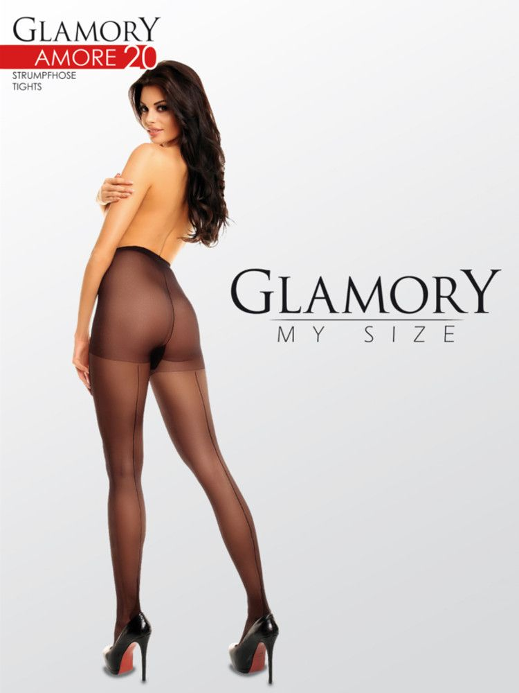 Glamory AMORE 20 Tight Plus Size (Classic Cuban Heel) - G-50570