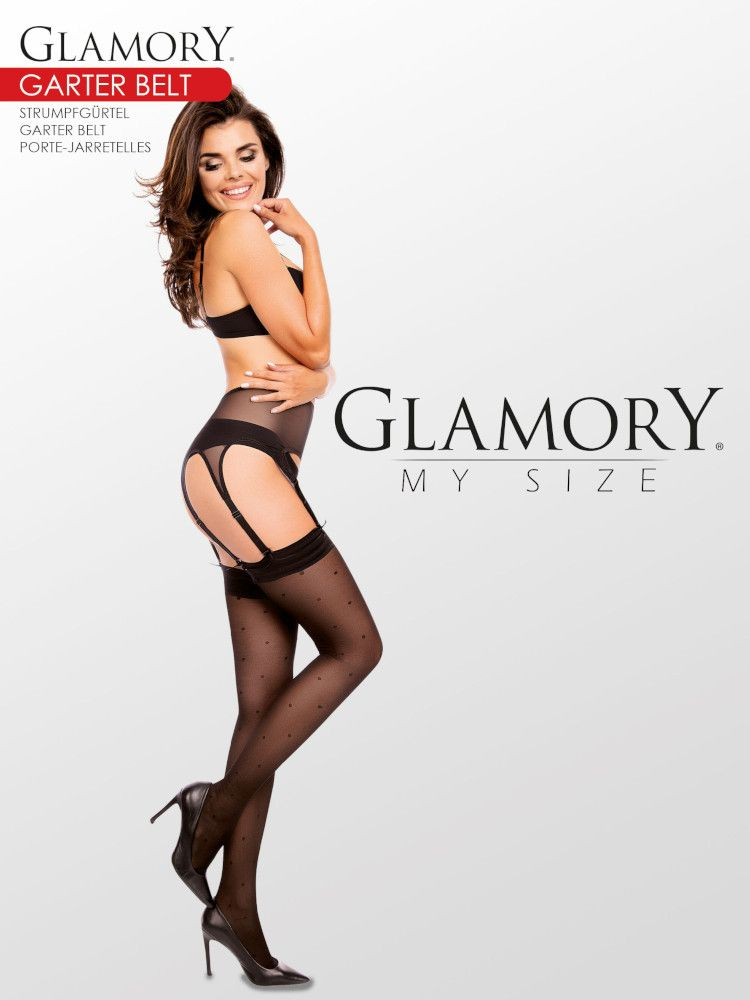 Glamory GARTER BELT Plus Size (Ultimate Feature)G-50378