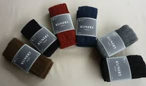 Kunert CABLE (PLAIT) So Soft Cotton Knitted Tights