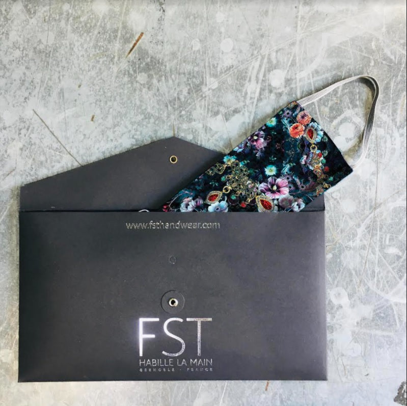 FST Handwear FASHION MASK (Floral Statement) Ive been told these are amazing!!!!!!!!By Melbourne customers