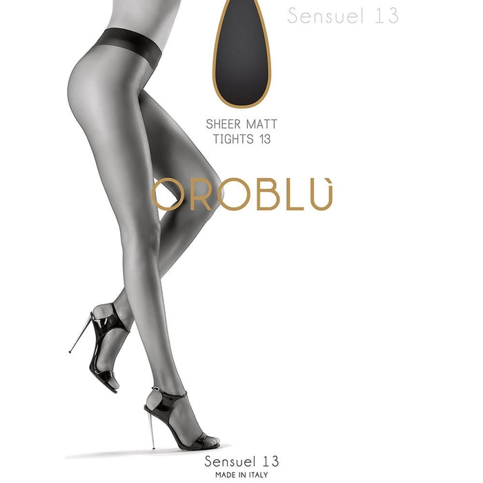 Sensual 13 Sheer Matt Tights Pantyhose/Tights - Oroblu Hosiery