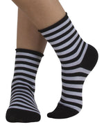 Cette STRIPES Fashion Cotton Socks Premium Belgian Hosiery 235-12