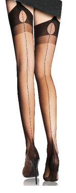 Cervin TENTATION Stockings (Refined Sensuality)