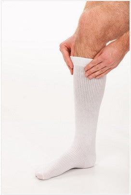 Compression Flight - Sport - Travel Socks 15-20mm hg medical compression  - Jinni MD Hosiery and Starts with Legs