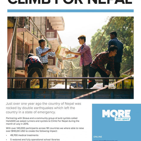 Climb For Nepal