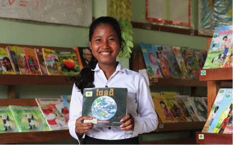 Stories of Impact: Room to Read in Phoum Khmer