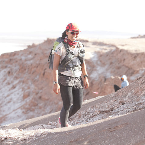 Lis Forsman Takes 2nd AG at Atacama 250km Ultra + Delivers Clean Water Solutions to Bolivia!