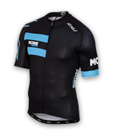Mens 2XU Elite 2 Cycle Jersey