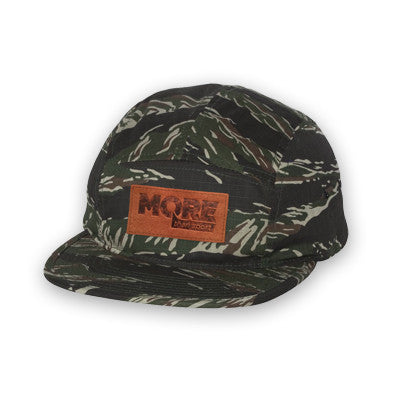 More Than Sport Camo 5 Panel