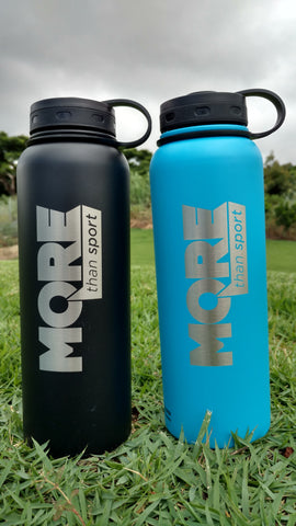 MORE Than Sport Water Bottle (40 oz)