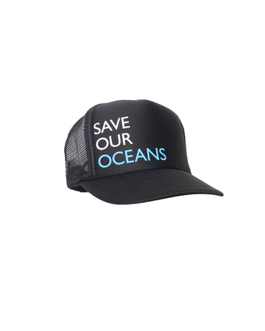 """Save Our Oceans"" Trucker Hat"