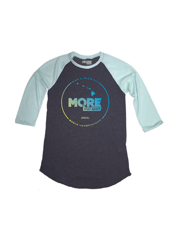 Women's Kona 2016 Baseball T-Shirt
