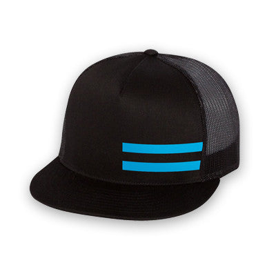 More Than Sport Stripe Snapback