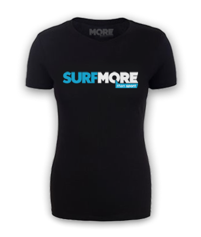 Women's SurfMore Logo T-Shirt