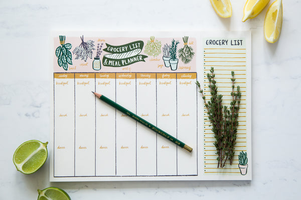 Herb Meal Planner