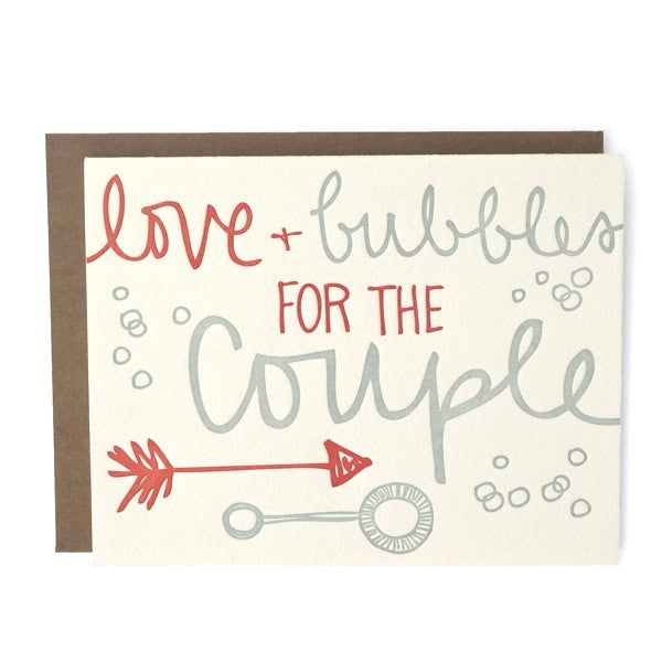 Love + Bubbles