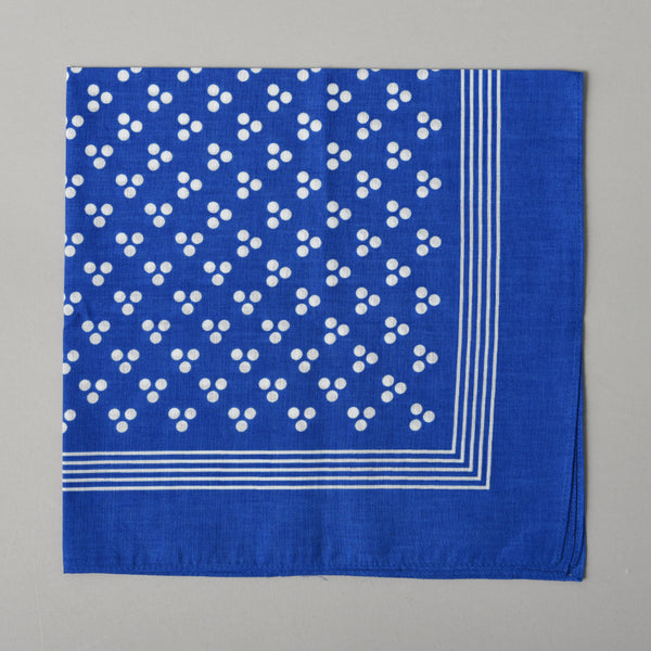 THREE SPOT HANDKERCHIEF