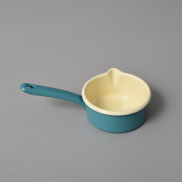 ENAMEL MILK PAN SMALL