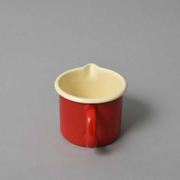 ENAMEL JUG SMALL