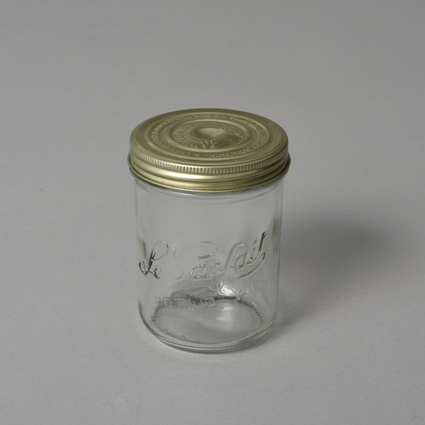 SCREW LID PRESERVING JAR 750cc