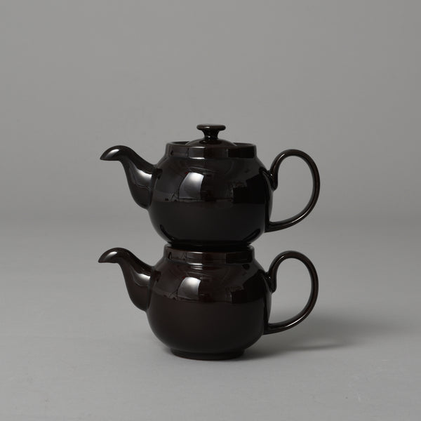 RE-ENGINEERED BROWN BETTY TEAPOT