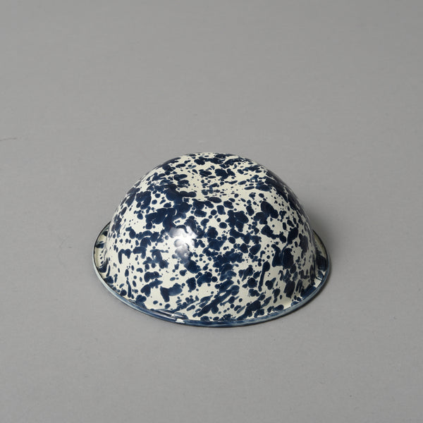 MARBLED ENAMEL BOWL