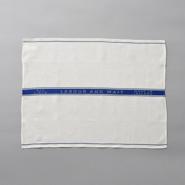 LINEN TEA TOWEL BLUE