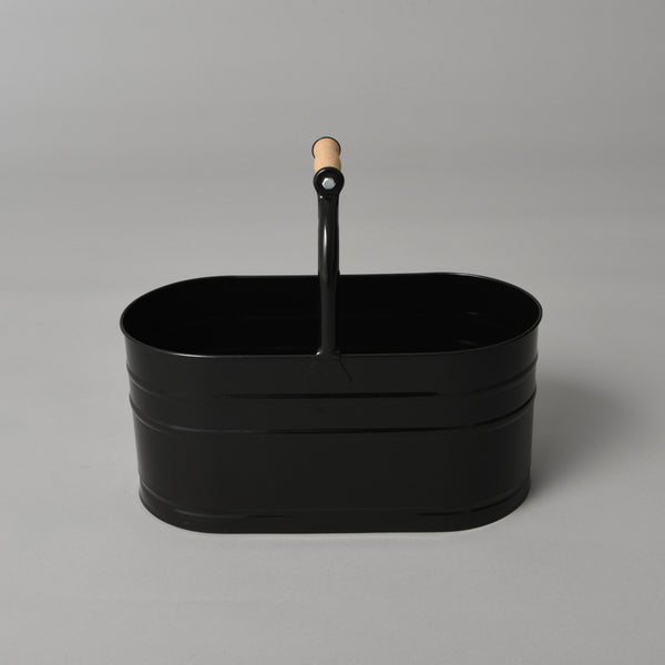 HOUSEKEEPERS BUCKET BLACK