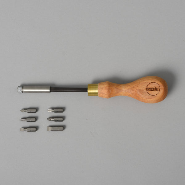 SCREW DRIVER SET NO.1