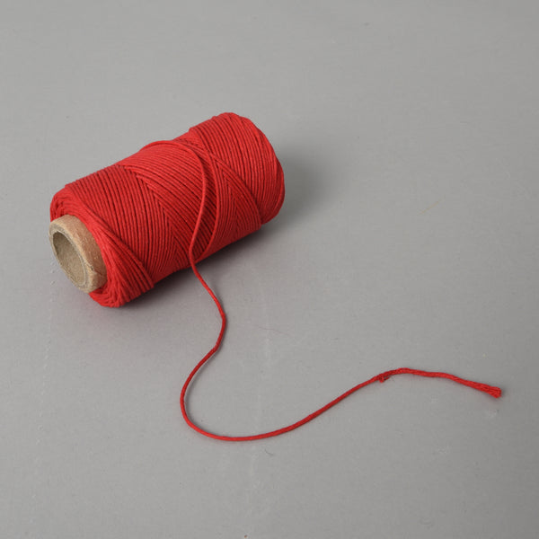 RED COTTON STRING
