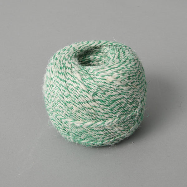 STRIPED SALAMI STRING GREEN