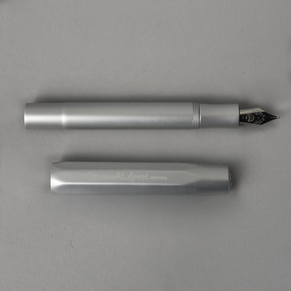ALUMINIUM FOUNTAIN PEN