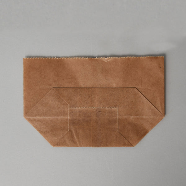WAXED PAPER BAG