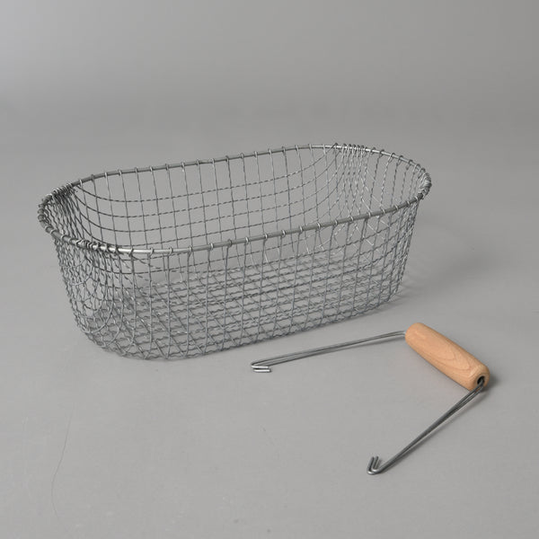 WIRE GARDEN BASKET