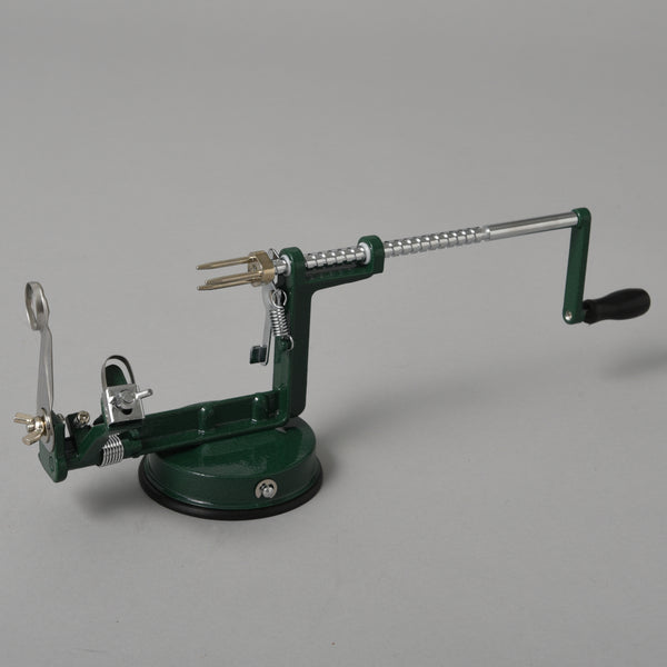 ROTARY APPLE PEELER
