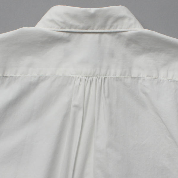 REGULAR COLLAR SHIRT WHITE
