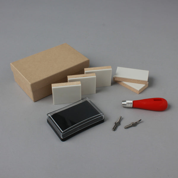 STAMP CARVING KIT