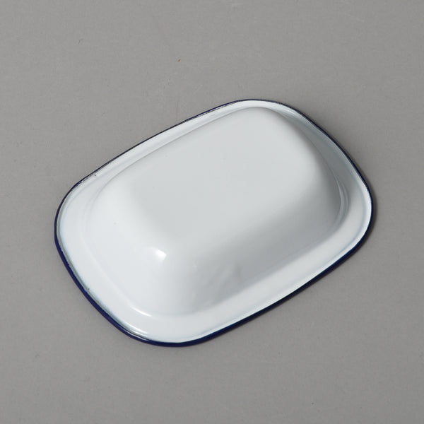 ENAMEL PIE DISH SMALL