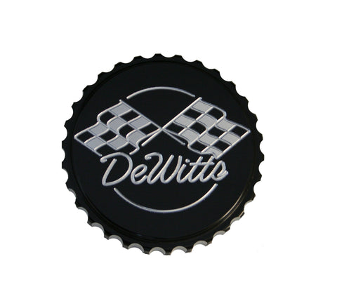 DeWitts Gripper Cap (Black)