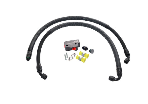 C6 - Engine Oil Hose Kit