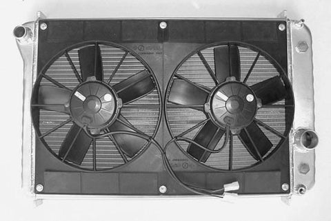 SP461 C4 (90-96) Fan Upgrade