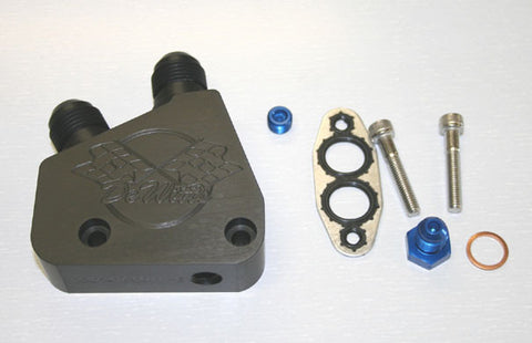 LS Series Engine Oil Adapter