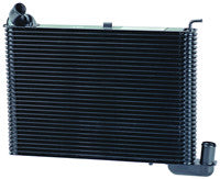 1965 396 Early Restoration Radiator