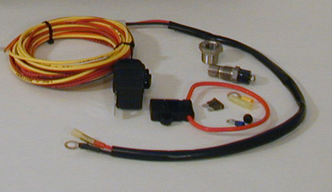 SP195FH- Relay Harness & Switch