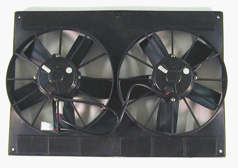 SP846 Spal Dual Fans Only
